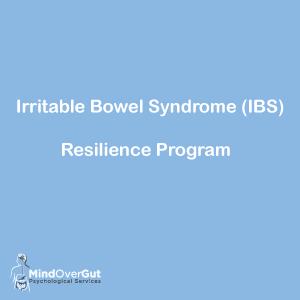 IBD.Mindovergut resilience program
